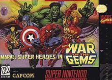 marvel super heroes  war   gems wikipedia