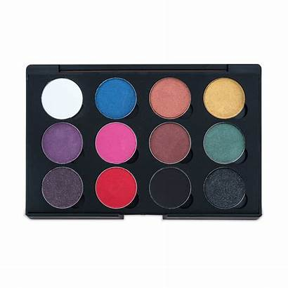 Palette Eyeshadow Mixed