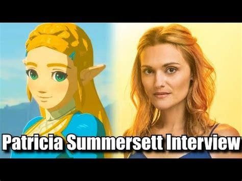 patricia summersett patricia summersett interview voice of zelda youtube