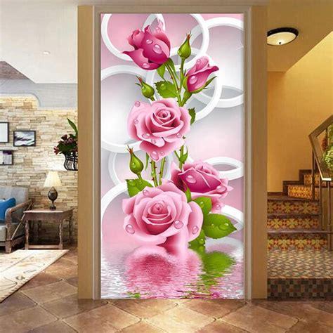 diy diamond painting rose flower  cross stitch