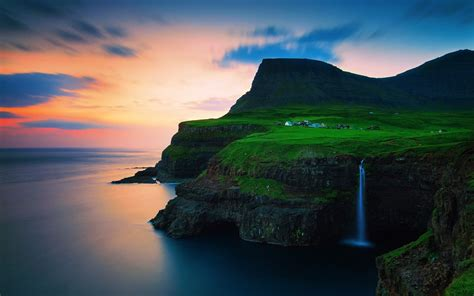 Faroe Islands Wallpapers Images Photos Pictures Backgrounds