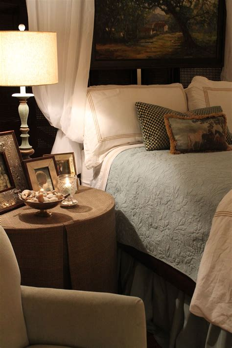 master bedroom beautiful boudoirs   country