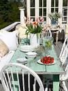 Porch Decor 30 Perfect Porches - The Cottage Market cottage style outdoor patio furniture