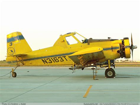 AIR TRACTOR AT 300 USA aircraft engine, power, speed