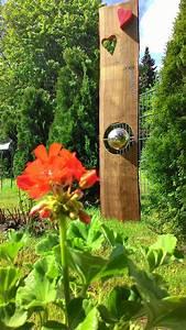 Holzskulpturen Für Den Garten : gartenstele f r drinnen und draussen garten pinterest ~ Yasmunasinghe.com Haus und Dekorationen