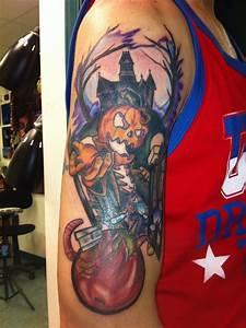 76 best Halloween Tattoos images on Pinterest | Tatoos ...