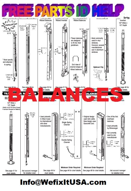 window balance styles sash support types  styles   work truth window