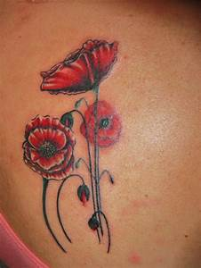 Poppy Tattoos Designs, Ideas and Meaning | Tattoos For You
