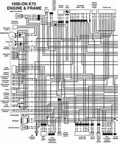 K Bike Wiring Diagrams  U2013 Diagram Sample