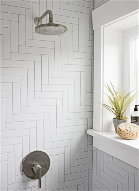 Bathroom Showers Home Depot by Best 25 Herringbone Tile Ideas On Pinterest Herringbone