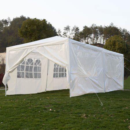 costway xcanopy pavilion cater  outdoor party wedding tent walmartcom