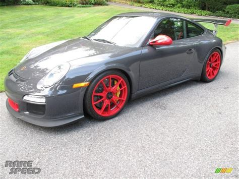 porsche gt3 gray 2011 porsche 911 gt3 rs in grey black guards red 783169