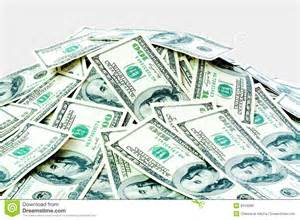 Image result for images of huge pile of money, man with pitchfork