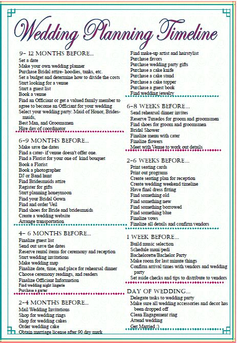 best place to do a wedding registry sleepless in diy country wedding checklist
