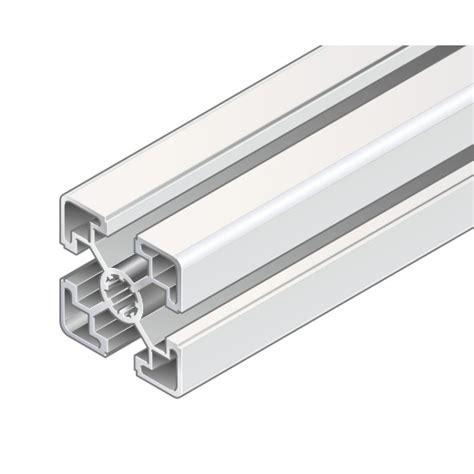 40 x 40mm light aluminium strut profile bosch rexroth choose length