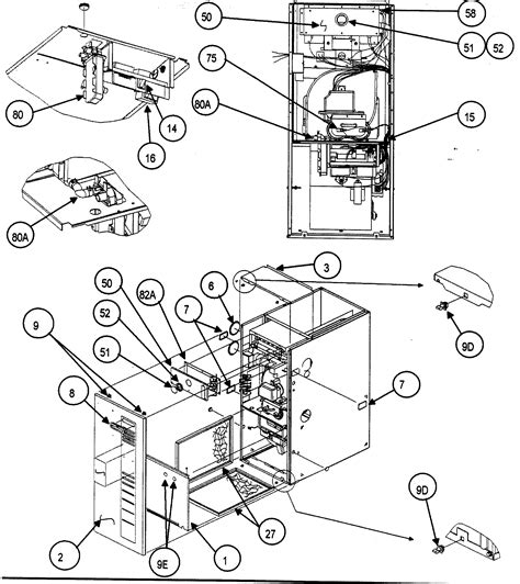 Carrier Ga Furnace Wiring Diagram by Carrier Gas Furnace Model 58 Wiring Diagram Gas Furnace