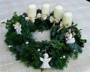 Adventskranz Selbst Gestalten : dekorationen f r advent advent stimmung weihnachten winter basteln ~ Frokenaadalensverden.com Haus und Dekorationen