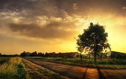 Country Scenes Quotes Scene Farm
