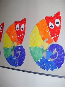The Mixed Up Chameleon   The Way of Art