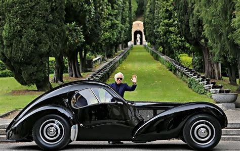 The first prototype is gone and only two of three aluminum bodied. Photos Of The Magnificent 1938 Bugatti Type 57SC Atlantic ...