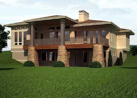 plan rw prairie mountain pleaser prairie style houses basement house plans ranch house