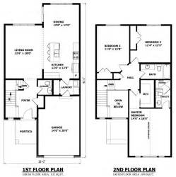 high quality simple 2 story house plans 3 two story house floor plans home ideas - Simple 2 Story House Plans