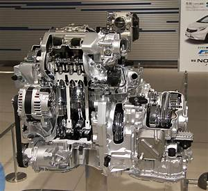 Nissan Hr Engine