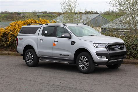 Ford Ranger T6 Double Cab 2012 On Ridgeback Platinum