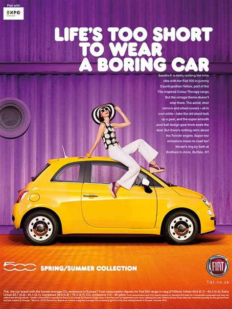 Fiat 500 Ad fiat adverts 2014 search fiat 500 fiat