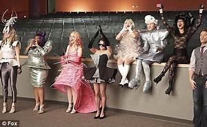 Glee pays tribute to Lady Gaga | Daily Mail Online