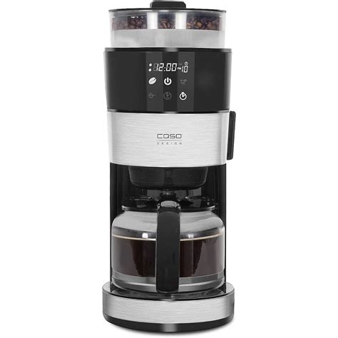 It is the best kitchenaid coffee maker with. Caso Coffee machine with grinder Grande Aroma 100 Drip ...