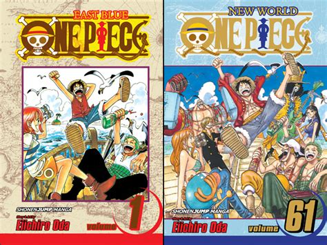 One Piece Vol. 61 Preview