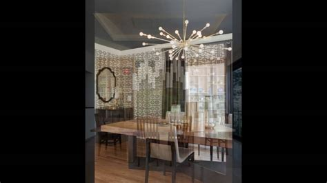 modern dining room chandeliers youtube