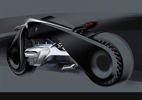 future bmw bmw motorrad previews future bike through vision next 100