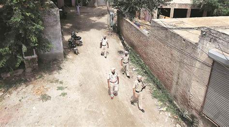 punjab raid  drug village finds  drugs  indian