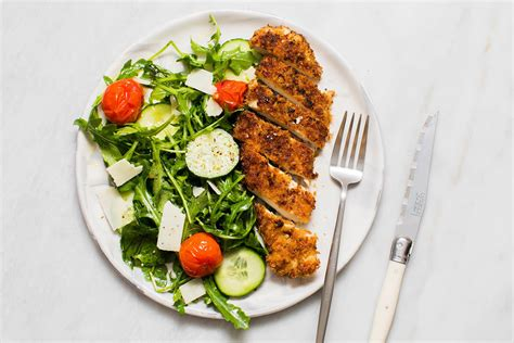 Alibaba.com offers 958 panko chicken products. Crispy Panko Chicken with Arugula, Parmesan, and Roasted Tomatoes   Tried & True Recipes