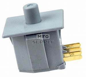 Plunger Safety Switch Replaces John Deere Gy20073