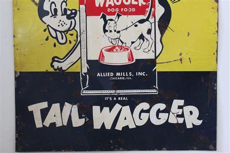 wayne tail wagger dog food large