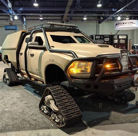 survival truck cer militarized dodge ram more 4x4 pinterest vehicule