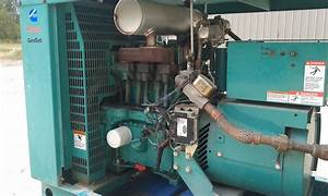 R  F  Engine Onan 11 5gnab Generator Used Esn  G988768363