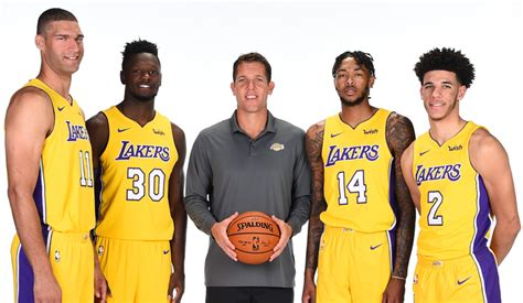 meet  lakers  training camp roster los angeles
