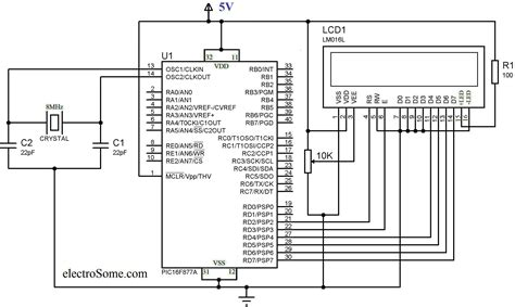 Lcd Wiring Diagram Free Schematic by Dtmf Remote Schematic Bw Electrical Wiring Diagram