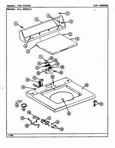 Maytag Lat7793aaw Washer Parts
