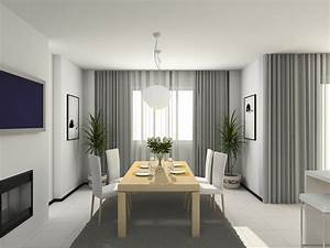 Modern living room curtains dgmagnetscom for Curtains modern living room
