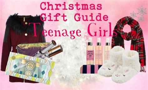 Christmas Gift Guide For Teenage Girls
