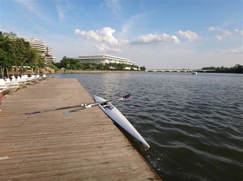 Sculling Boats For Rent by Row Thompson Boat Center Georgetown Sculling