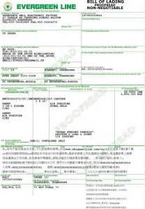 Документ внесения изменений транспортного средства