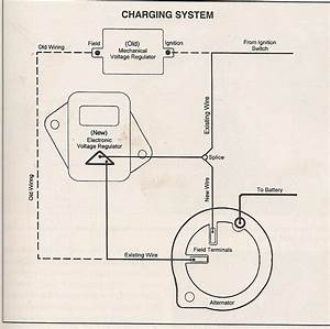 Ford 3000 Voltage Regulator Wiring Diagram