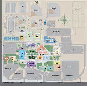 scc campus map scottsdale munity college poster