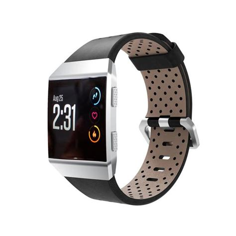fitbit ionic leather band australia replacement strap
